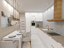 Квартира «Кухня для блогера», прихожая . Фото № 30022, автор Тарасова Анастасия