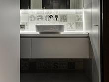 Квартира «JETSMAN », ванная . Фото № 30064, автор ART-UGOL Design, Котельников Илья