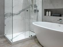 Квартира «Лофт Рассвет», ванная . Фото № 30068, автор Рублева Мария