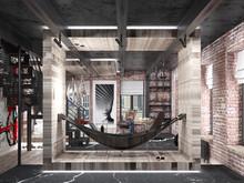 Квартира «KOZI_loft», ванная . Фото № 30089, автор Валкина Анна