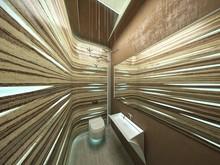 Квартира «Квартира на Фрунзенской набережной», санузел . Фото № 30120, автор Качалов Иван