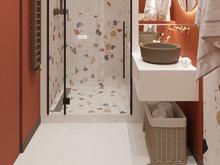 Квартира «Квартира для девушки в г. Москва», ванная . Фото № 30126, автор Троилова Арина