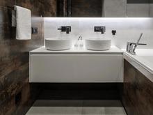 Квартира «ZEST », ванная . Фото № 30135, автор ART-UGOL Design, Котельников Илья