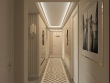 Квартира «Квартира в ЖК Литератор С», коридор . Фото № 30140, автор Качалов Иван