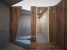 Квартира «Пентхаус в ЖК Андреевский», холл . Фото № 30159, автор Качалов Иван