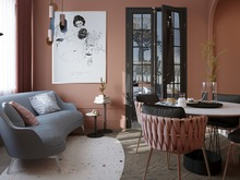 Дизайн-проект квартиры в г. Санкт-Петербург, фото № 8210, Троилова Арина