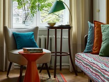 Квартира «Квартира на улице маршала Конева», спальня . Фото № 30213, автор Зольтманн Инна