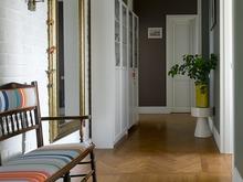 Квартира «Квартира на улице Строителей», холл . Фото № 30219, автор Зольтманн Инна