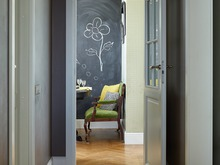 Квартира «Квартира на улице Строителей», коридор . Фото № 30220, автор Зольтманн Инна