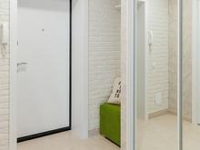 Квартира «Квартира для молодой семьи 38кв.м», прихожая . Фото № 30248, автор Крысова Ольга