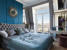 Квартира «Квартира в стиле Кэрри», спальня . Фото № 30290, автор Азорская Инна
