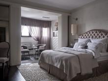 Квартира «Артдекошный бриз», спальня . Фото № 30296, автор Дамиани-Каштанова Татьяна