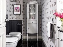 Квартира «Артдекошный бриз», ванная . Фото № 30299, автор Дамиани-Каштанова Татьяна