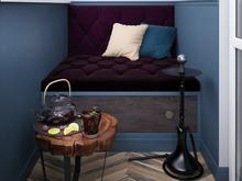 Квартира «Трехкомнатная квартира в стиле Фьюжн», веранда лоджия . Фото № 30380, автор Хачатрян Дарья