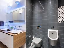 Квартира «Квартира в стиле Casual», ванная . Фото № 30434, автор Латышевы Евгений и Мария
