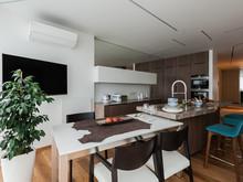 Квартира «Квартира в стиле Casual», кухня . Фото № 30431, автор Латышевы Евгений и Мария