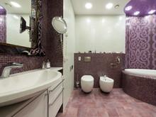 Квартира «Реновация семейного очага», ванная . Фото № 30454, автор Серов Егор
