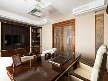 Квартира «Реновация семейного очага», кабинет . Фото № 30450, автор Серов Егор