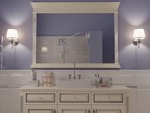 Квартира «Beverly Hills», ванная . Фото № 30463, автор Остроухова Татьяна