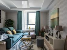 Квартира «Квартира для молодой пары», гостиная . Фото № 30478, автор Зорина Елена