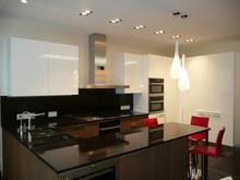 Квартира «Квартира для молодой пары», кухня . Фото № 30490, автор Шарапова Анастасия
