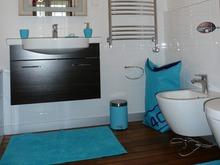 Квартира «Квартира для молодой пары», ванная . Фото № 30492, автор Шарапова Анастасия