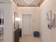 Квартира «Квартира в современном стиле», прихожая . Фото № 30506, автор Сапрыкина Светлана