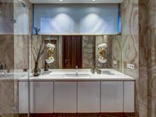 Квартира «Четыре горизонта », ванная . Фото № 30536, автор Захарова Ольга