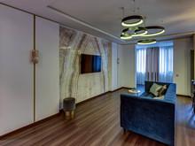 Квартира «Четыре горизонта », гостиная . Фото № 30533, автор Захарова Ольга