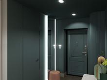 Квартира «Небольшая квартира с лоджией», прихожая . Фото № 30563, автор Сапрыкина Светлана