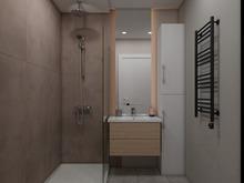 Квартира «ЖК летний сад», ванная . Фото № 30591, автор Григорьева Анастасия