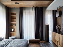 Квартира «Природа в доме», спальня . Фото № 30637, автор Стащук Татьяна
