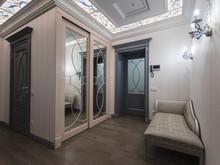 Квартира «Классика в голубых тонах», прихожая . Фото № 30684, автор Кострюкова Ирина