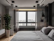 Квартира «UI043», спальня . Фото № 30696, автор U-Style