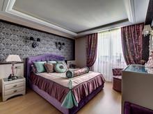 Квартира «Квартира в ЖК Московский квартал», спальня . Фото № 30744, автор Волкова Надежда