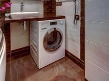 Квартира «Квартира в ЖК Московский квартал», ванная . Фото № 30746, автор Волкова Надежда