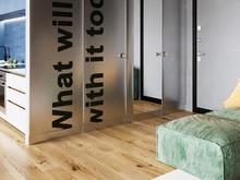 Квартира «Сочный лофт», прихожая . Фото № 30750, автор Коломенцева Анастасия