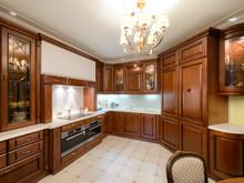 Квартира «Викторианский сад», кухня . Фото № 30762, автор Волкова Надежда