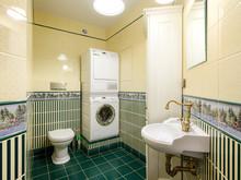Квартира «Викторианский сад», ванная . Фото № 30765, автор Волкова Надежда