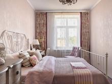 Квартира «Солнечный Прованс (реализованный проект)», спальня . Фото № 30783, автор Ивлиева Евгения