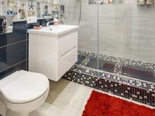 Квартира «Квартира выходного дня у моря», ванная . Фото № 30859, автор Карпова Ольга
