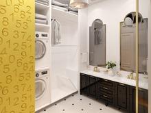 Квартира «Вишня в роме», ванная . Фото № 30876, автор Амирагян Светлана
