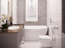 Квартира «ЖК Хорошевский», ванная . Фото № 30892, автор Ващенко Ирина