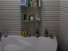 Квартира «Ампир», ванная . Фото № 30949, автор Забелина Наталья