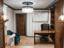 Квартира «Легкая классика», кабинет . Фото № 30969, автор Степанова Анастасия
