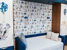 Квартира «Легкая классика», детская . Фото № 30967, автор Степанова Анастасия