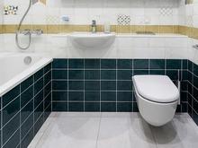 Квартира «Квартира для молодой семьи», ванная . Фото № 30989, автор TerraDiz студия дизайна