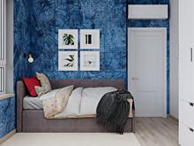 Квартира «Сканди в новой Москве», детская . Фото № 31049, автор Студия Интерьера ТАНДЕМ+ Студия Интерьера ТАНДЕМ Плюс