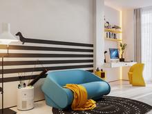 Квартира «АПАРТАМЕНТЫ SKY», детская . Фото № 31057, автор Suiten n. Seven
