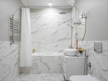 Квартира «ЖК Im», ванная . Фото № 31067, автор Ляйфер Наталья